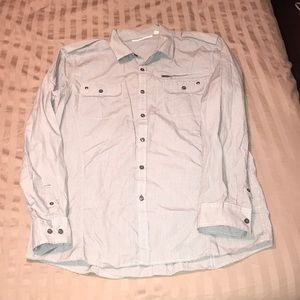 Kenneth Cole Mens button down